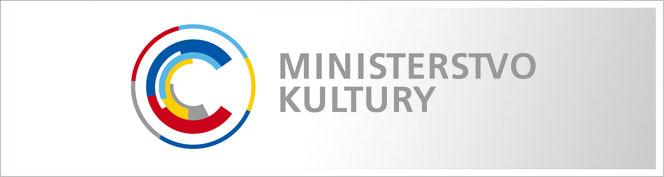 Výsledek obrázku pro logo ministerstvo kultury