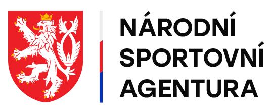 Národní sportovní agentura a jednotná identita ČR / logo / Font